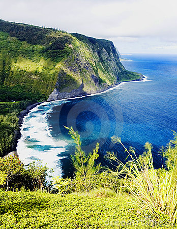 Free Waipio Valley, Hawaii Royalty Free Stock Photo - 1928015