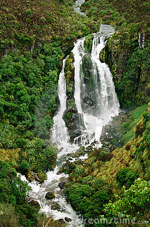 Waipunga Waterfall, New Zealand