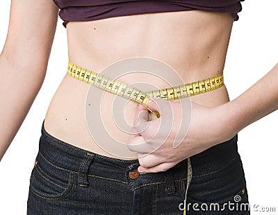 Waist measurement