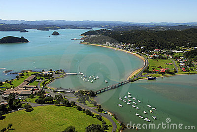 Waitangi Bridge - Bay of Islands