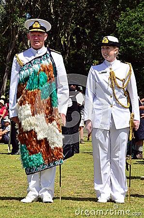 Free Waitangi Day And Festival - New Zealand Public Holiday 2013 Stock Photography - 29078382