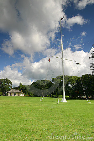 Waitangi Treaty House