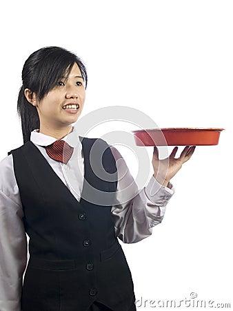 Free Waiter-1 Stock Images - 10522564