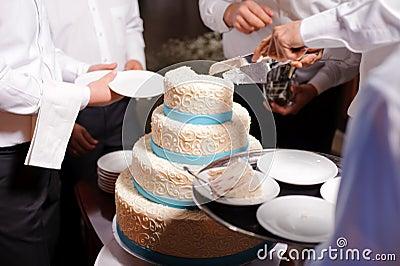 Waiters and Cake