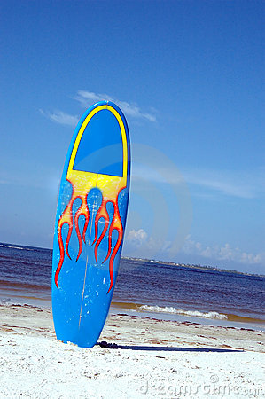 Free Waiting For Surf Stock Images - 1281384