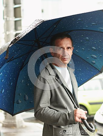 Free Waiting For The Weather To Improve Royalty Free Stock Image - 125512976