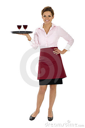 Free Waitress Stock Photos - 6554313