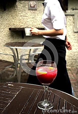 Free Waitress Royalty Free Stock Image - 740936