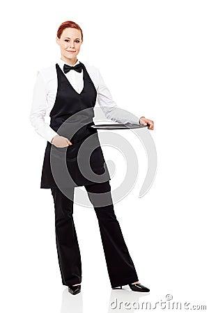 Waitress full length