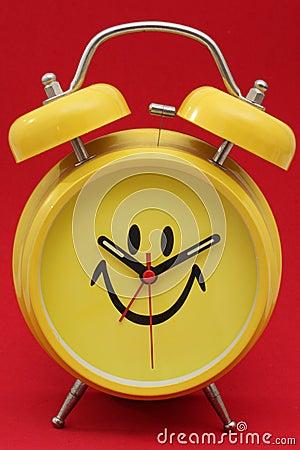 Free Waking Up Happy Stock Image - 3351871