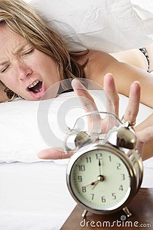 Waking Up Late