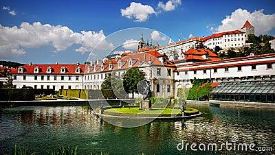 Waldstein Palace Garden, Prague