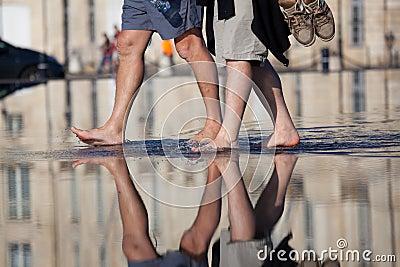 Walk in Bordeaux