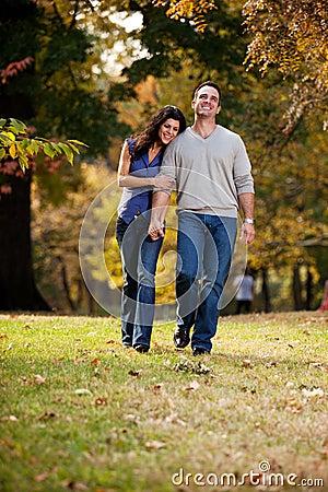 Walk Park Love