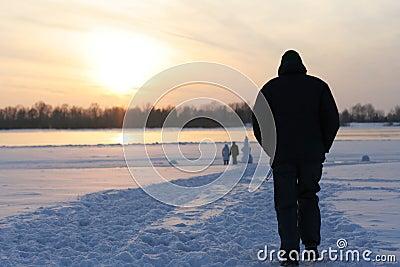 Walk in Siberia