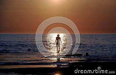 Walk sun warm0625b