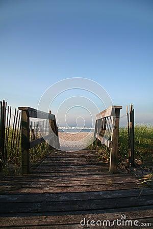 Walk to Serenity
