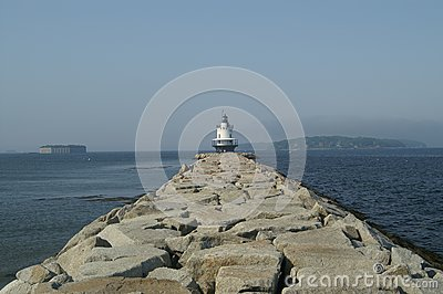 Walk to Spring Point Lighthouse