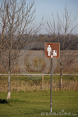 Walk your dog here