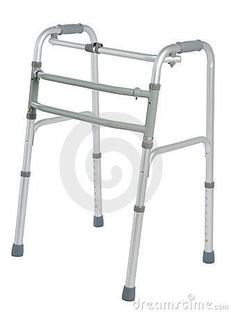 Walker, orthopeadic equipment