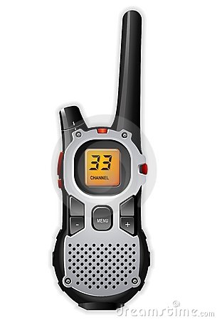 Image result for walkie talkie clipart