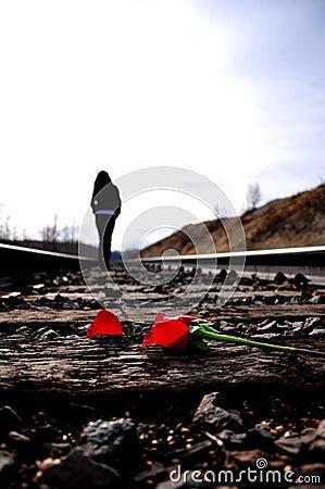 Walking away from Love