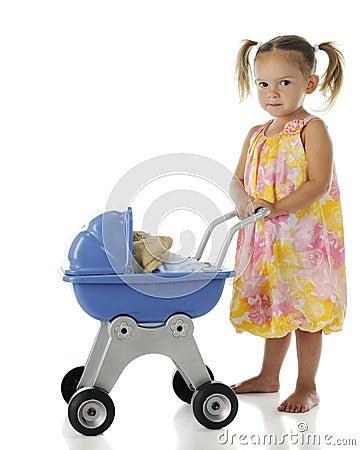 Walking My Baby