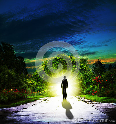 Walking to Eden
