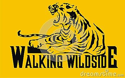 Walking wildside