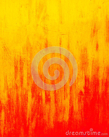 Free Wall Abstract Grunge Background Red And Yellow Royalty Free Stock Image - 26878926