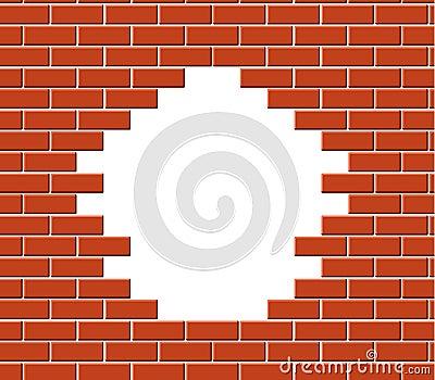 Wall break