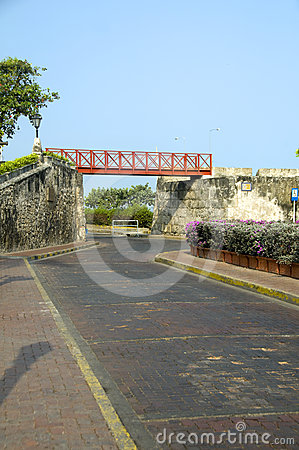 The Wall Cartagena Colombia South America