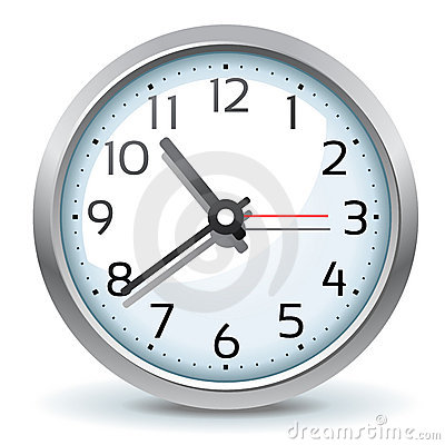 Free Wall Clock Royalty Free Stock Photography - 14138457