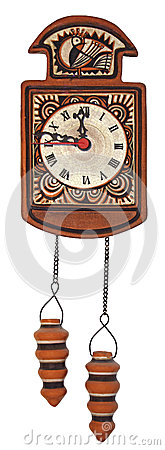 Wall Clock Royalty Free Stock Images - Image: 26498589