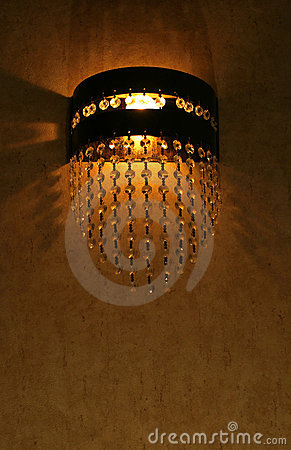Wall decor lamp