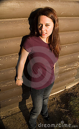 Free Wall Girl 10 Royalty Free Stock Images - 1656289