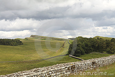 Wall of Hadrian