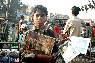 Child Labour in India  Editorial Photography