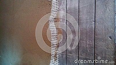 Wall Insulation Stock Photo