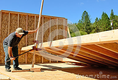Wall jack stock photo image 54964303 for New home building contract