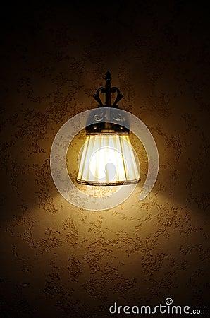 Free Wall Lamp Stock Photos - 61365633