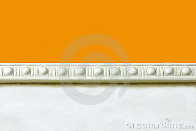 plaster wall molding