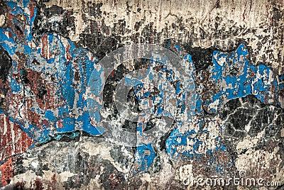 Wall Paint Grunge
