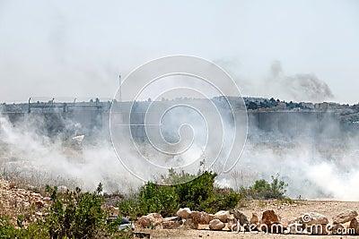 Wall of Separation Palestine Israel Apartheid
