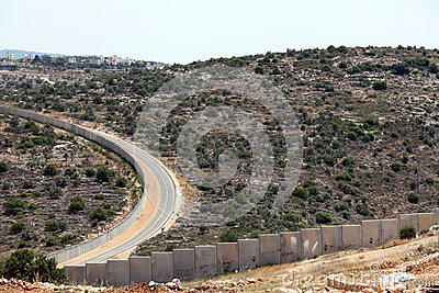 Wall of Separation Palestine Israel Apartheid