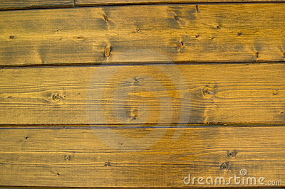 Wall varnished wooden board