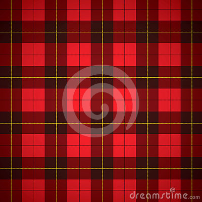 Wallace tartan Scottish plaid