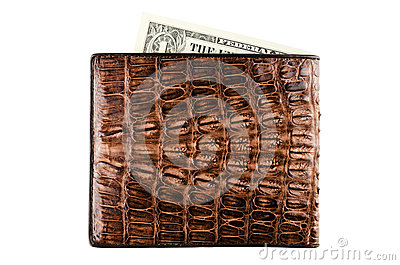Wallet Stock Photo - Image: 24853370