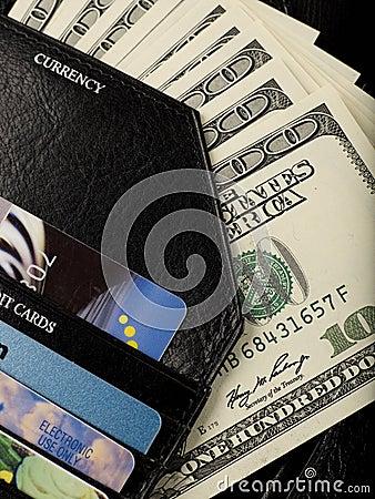 Free Wallet Royalty Free Stock Image - 8139556