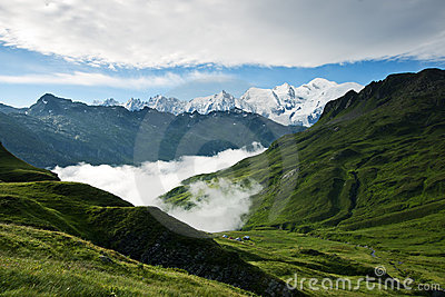 Wallis Alps